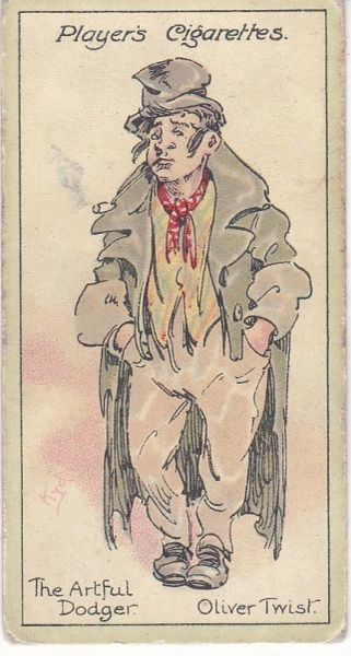 No. 01 The Artful Dodger – Oliver Twist