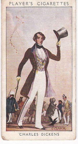 No. 45 Charles Dickens : Boz