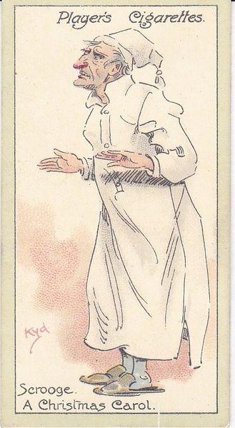 No. 35 Scrooge – A Christmas Carol