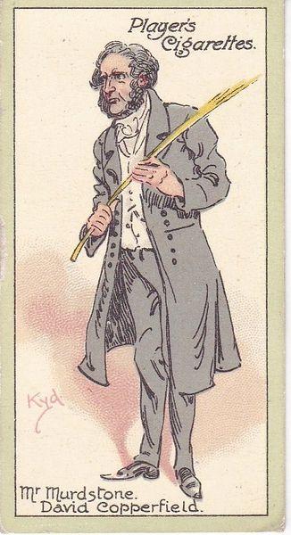 No. 37 Mr. Murdstone – David Copperfield