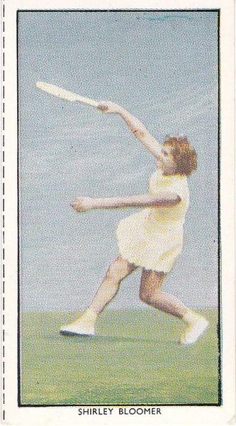 No. 20 Shirley Bloomer