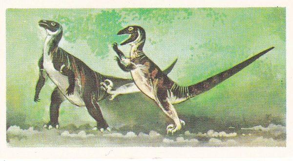 No. 15 Deinonychus