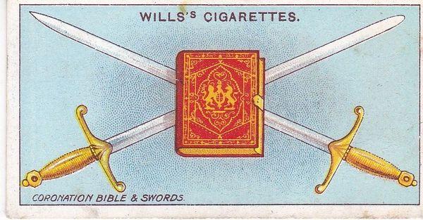 No. 47 Coronation Bible & Swords