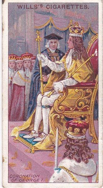 No. 26 Coronation of George I