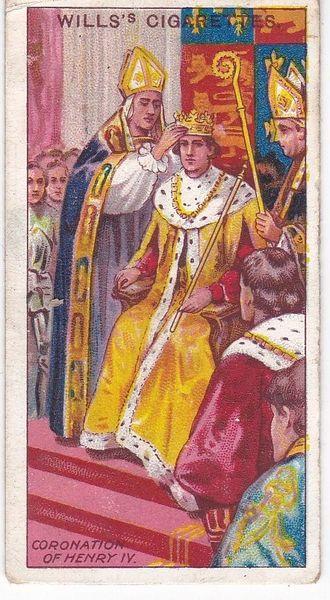 No. 11 Coronation of Henry IV