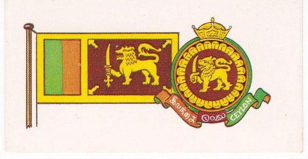 No. 07 Ceylon