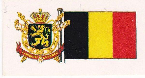 No. 24 Belgium