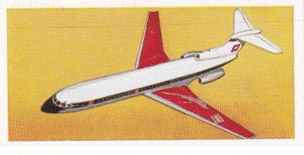 No. 05 De Havilland Trident
