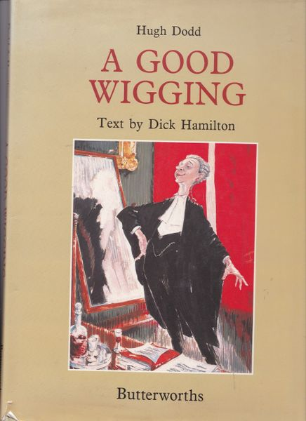 A Good Wigging by R.G. Hamilton (Hardback, 1988)