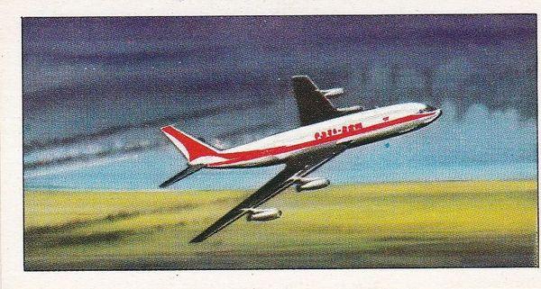 No. 14 Boeing 707-120 (Intercontinental)