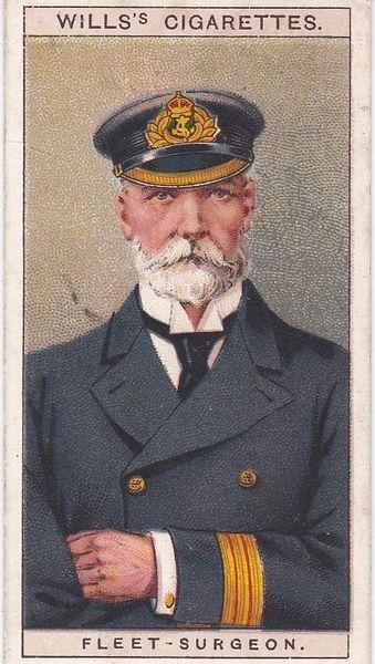 No. 27 Fleet-Surgeon