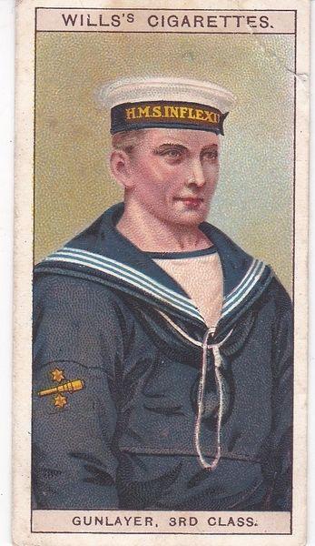 No. 42 Gunlayer, 3rd Class
