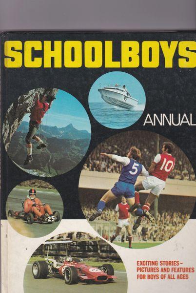 Schoolboys' Annual 1970