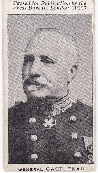 No. 23 Gen. Curieres de Castlenau