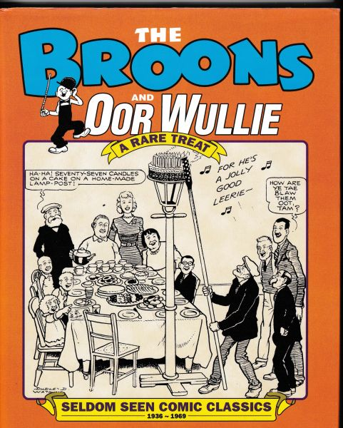 The Broons and Oor Wullie: 2002: v. 6: Rare Treat