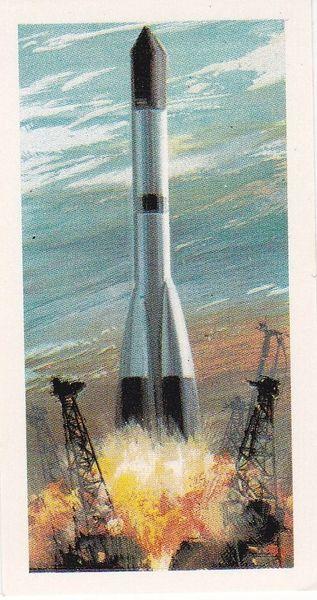 No. 15 Voskhod