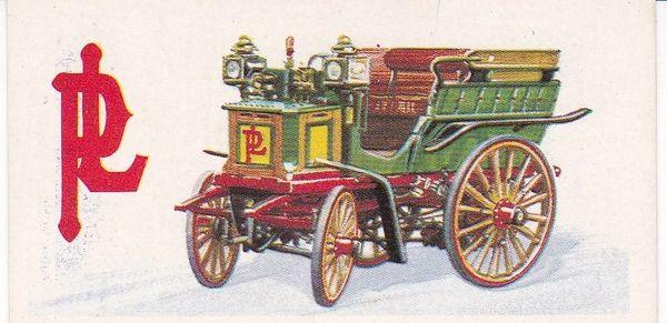 No. 03 – 1895 Panhard et Levassor 4 H.P., 1.3 Litres (France)