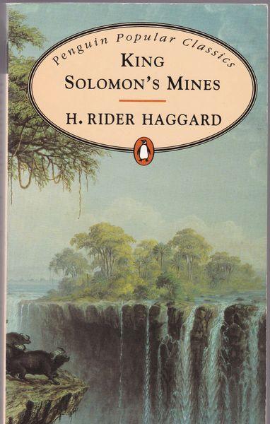 H. Rider Haggard - King Solomon's Mines (Paperback, 1994)