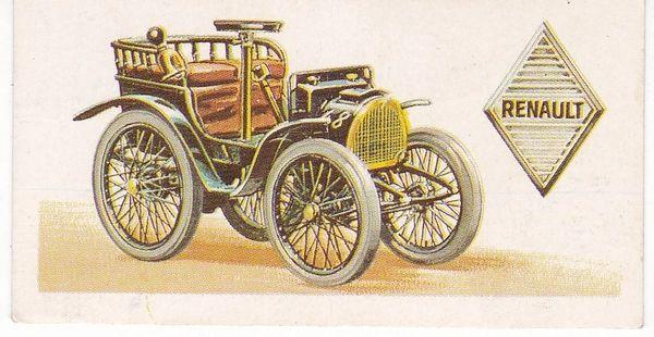No. 04 – 1898 Renault 1¾ H.P. 240 c.c. (France)
