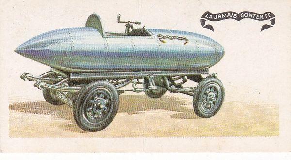 No. 05 – 1899 La Jamais Contente Electric Car (France)
