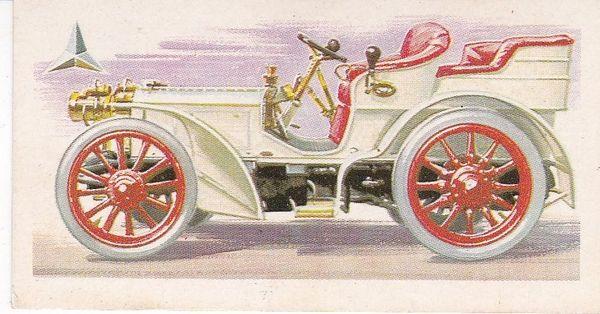 No. 06 – 1901 Mercedes 35 H.P. 6 Litres (Germany)