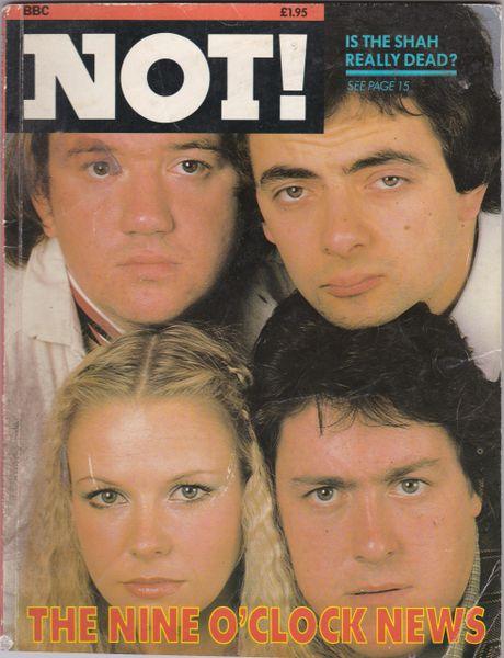 NOT! THE NINE O'CLOCK NEWS 1981