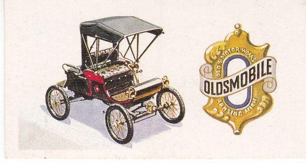 No. 09 – 1903 Oldsmobile 5 H.P. Curved Dash 1.5 Litres (U.S.A.)