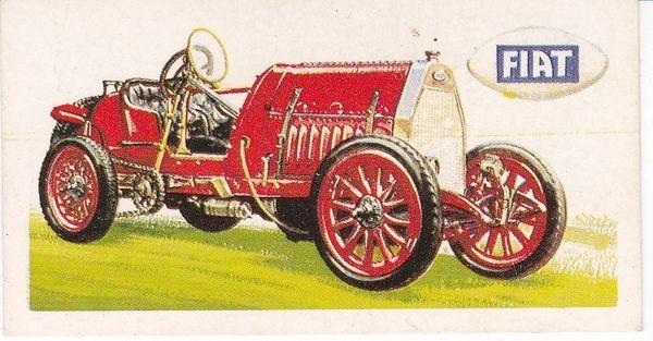 No. 12 – 1911 Fiat 5.74 Grand Prix 14.1 Litres (Italy)