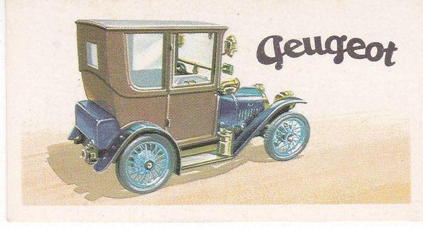 No. 14 – 1913 Bebe Peugeot 850 c.c. (France)