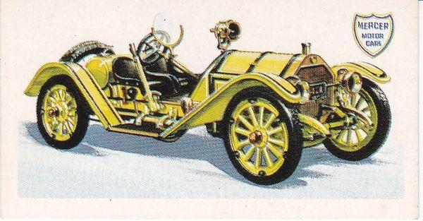 No. 15 – 1914 Mercer Type 35 Raceabout 5 Litres (U.S.A.)