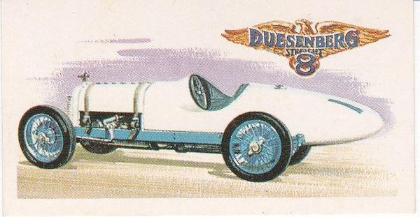 No. 16 – 1921 Duesenberg Grand Prix 3 Litres (U.S.A.)