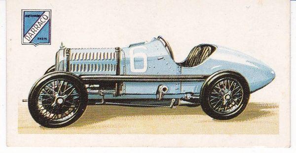 No. 17 – 1921 Talbot-Darracq Voiturette 1½ Litres (France)