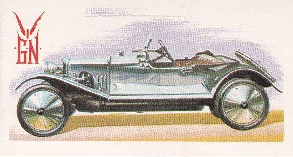 No. 18 - 1922 G.N. Cyclecar 1.1. Litres (G.B.)