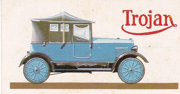 No. 20 – 1922 Trojan 1½ Litres (G.B.)