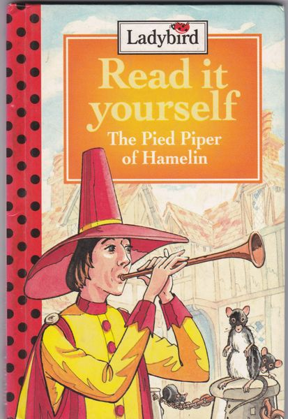 Read it Yourself THE PIED PIPER OF HAMELIN