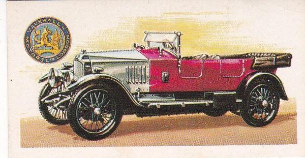No. 21 – 1922 Vauxhall 30/98 E Type 4½ Litres (G.B.)