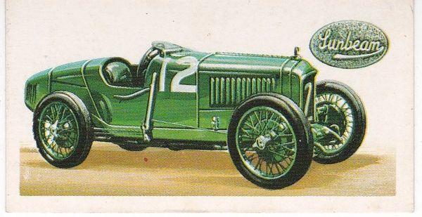 No. 22 – 1923 Sunbeam Grand Prix 2 Litres (G.B.)