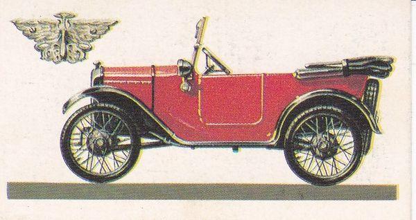 No. 19 – 1922 Baby Austin 7 H.P. 696/747 c.c. (G.B.)