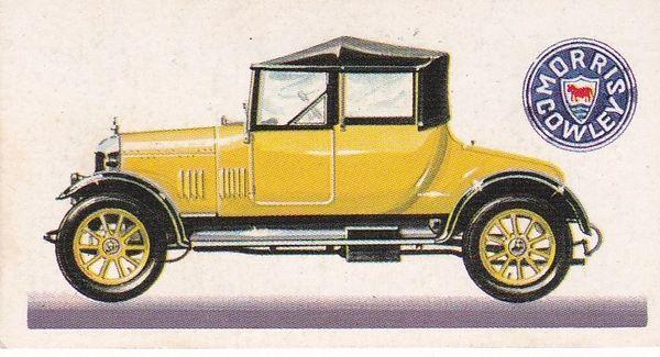 No. 24 – 1924 Morris Cowley Bullnose 1½ Litres (G.B.)