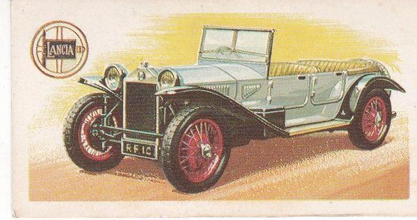 No. 26 – 1925 Lancia Lambda 2.1 Litres (Italy)