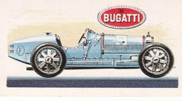No. 27 – 1927 Bugatti Grand Prix Type 358 Supercharged 2.3 Litres (France)