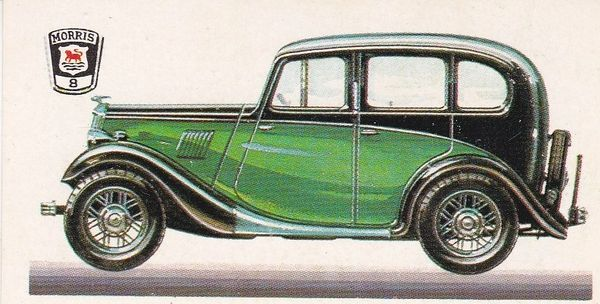 No. 34 – 1934 Morris 8 918 c.c. (G.B.)
