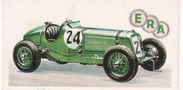 No. 35 – 1934 E.R.A. Supercharged 1½ Litres (G.B.)