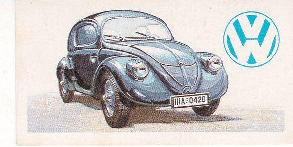 No. 39 – 1935 Volkswagen V3 Prototype 996 c.c. (Germany)