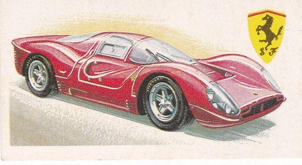No. 48 – 1967 Ferrari P4 4 Litres (Italy)