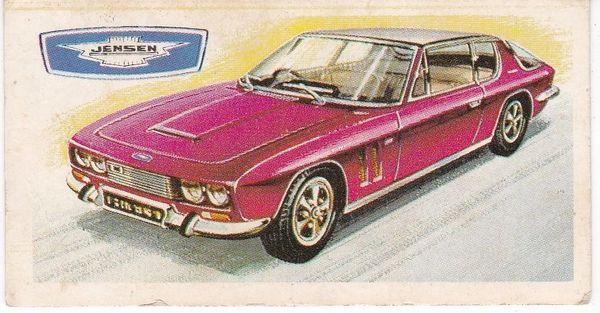 No. 49 – 1968 Jensen FF Four-Wheel-Drive 6.3 Litres (G.B.)