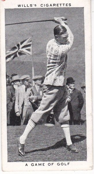 No. 16 A Game of Golf, 1924