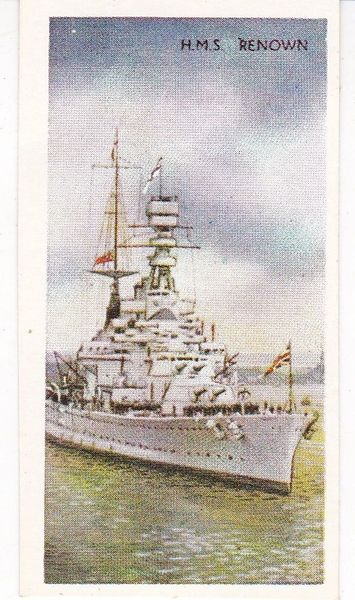 No. 24 H.M.S. Renown