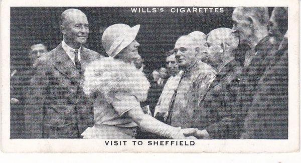 No. 36 Visit to Sheffield, 1934