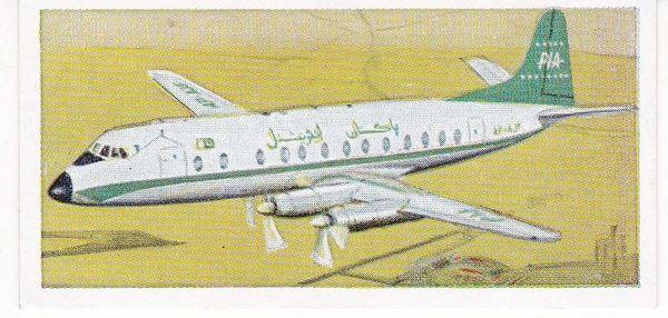 No. 07 Vickers-Armstrong Viscount